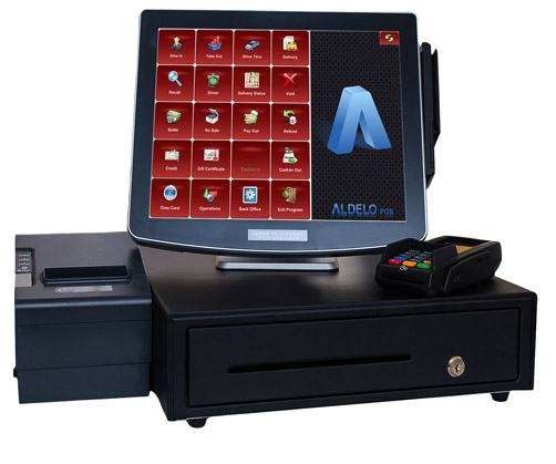 Pos for Restaurants, Aldelo Restaurant Pos Systems, Aldelo